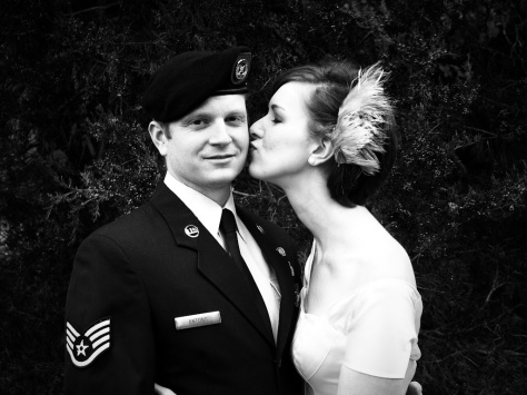 Proud to be the wife of a Tactical Airman